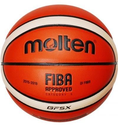Kosárlabda, 5-s méret MOLTEN GF5X