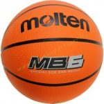 Kosárlabda Molten gumi MB6