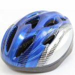 Kerékpáros sisak, védősisak Amaya kék