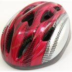 Kerékpáros sisak, védő sisak Amaya piros