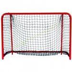Floorball kapu 90x60 cm, merevített hálóval Vicfloor