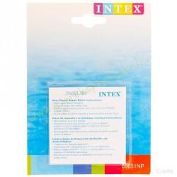 Öntapadós javítófolt szett INTEX