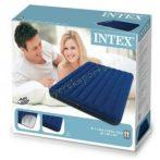 Felfújható ágy 203×152×25 cm INTEX