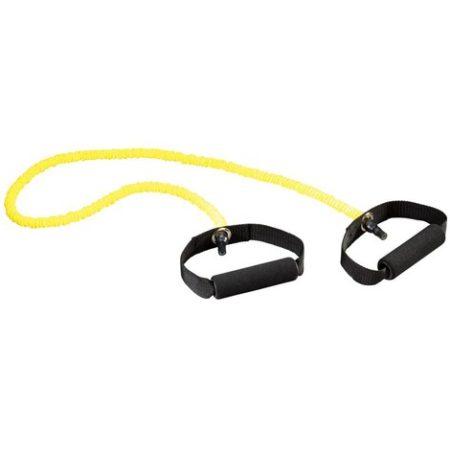 Erősített gumikötél gyenge sárga