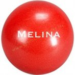 Trendy Melina Pilates labda 30 cm piros