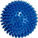 Tüskés masszírozó labda Trendy 10 cm kék