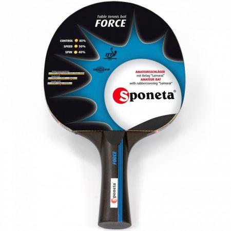 Ping-pong ütő Sponeta Force ( pingpongütő )