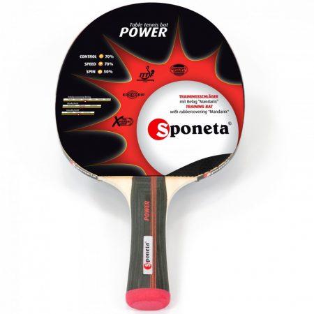 Ping-pong ütő Sponeta Power ( pingpongütő )