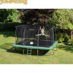 Trambulin Jumpking szögletes 366 x 519 cm
