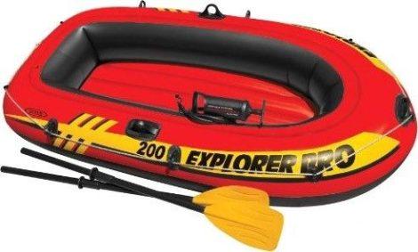 Explorer PRO 200 Csónak szett, kétszemélyes INTEX 58357