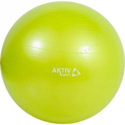 Durranásmentes labda A-sport 65 cm almazöld