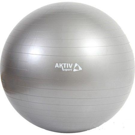 Gimnasztikai labda, durranásmentes A-sport 85 cm szürke