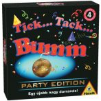 Tick Tack Bumm Party Edition társasjáték