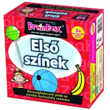 Brainbox - Első színek társasjáték