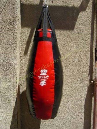 Bokszzsák Kensho Thai-boxzsák csepp alakú