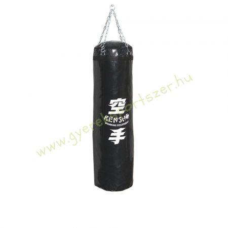 Bokszzsák, Kensho 120x35 cm, fekete Boxzsák