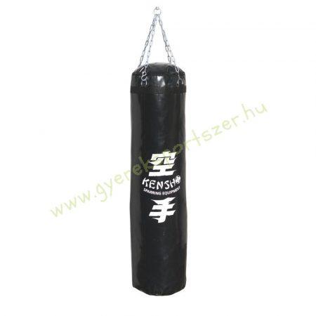 Bokszzsák, Kensho 140x35 cm, fekete Boxzsák
