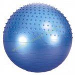 Pro-sport Tüskés, masszázs Gimnasztikai labda, Érzékelő óriás labda - 55cm