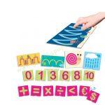 Akros, Tapintós íráselőkészítő kártyák