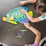 FAT BRAIN TOYS, Jixelz – a kreatív kirakó A tenger alatt