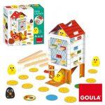 GOULA, Vidám csibe csúszka – hangulatjavító játék