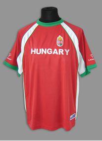 HUNGARY POLY SHIRT GYERMEK