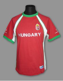 HUNGARY COTTON  T-SHIRT