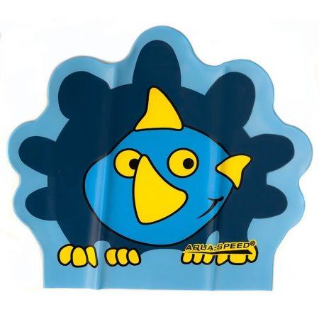 Úszósapka gyerek Latex Aqua Speed Dino