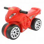 Moto GP lábbal hajtós verseny kismotor Polise