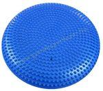Masszázs és egyensúlypárna PRO-SPORT 33 cm Kék