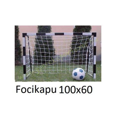 EXTRA Focikapu Fém 100x60cm masszív kivitel, hálóval PRO-SPORT