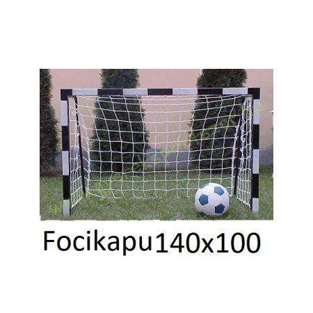 EXTRA Focikapu FÉM 140x100cm masszív kivitel, hálóval PRO-SPORT