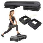 Step Pad állítható, GOLIATH Premium PRO-Sport 108 cm