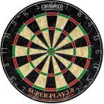 Profi Spartan Hagyományos Darts tábla szett 6 dart nyillal