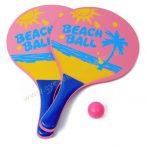 Strandtenisz szett, ütögetős strand játék PRO-Sport Pink
