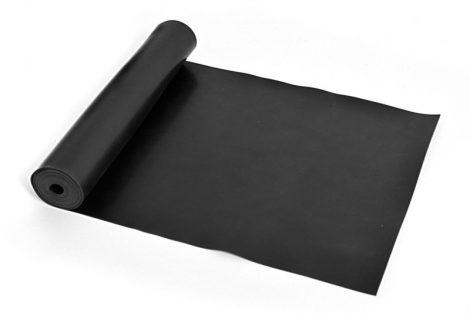 Erősítő gumiszalag, fitnesz szalag, strech band SMJ Hard (Fekete)