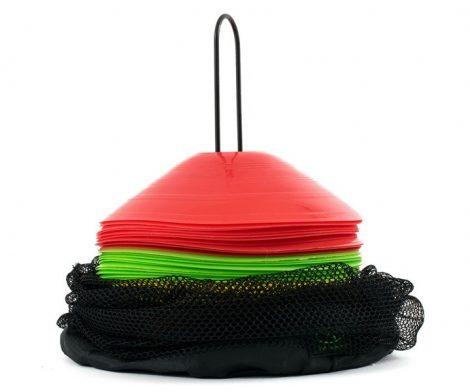 Tányérbója készlet 50 db-os puha, ajándék tartó zsákkal SMJ SPORT