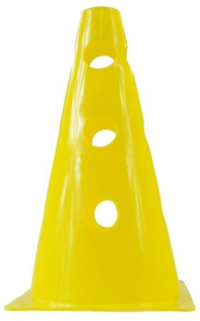 Bója, 23 cm műanyag PRO-SPORT Sárga