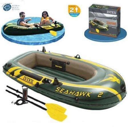 Felfújható Csónak, kétszemélyes INTEX SEAWAWK 68347