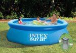 Easy medence szett 305×76cm INTEX
