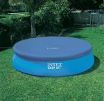Medence takaró 457 cm INTEX 28023 (puhafalú medencéhez)