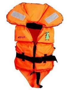 Minősítet Mentőmellény - gyerek 0-15 kg Navy