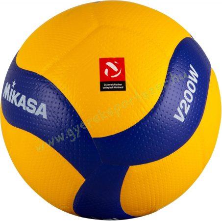 Röplabda MIKASA V200W hivatalos mérkőzés labda