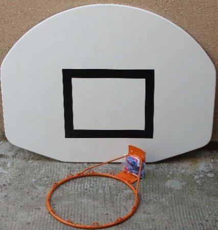 Kosárpalánk szett Streetball 90×67 cm