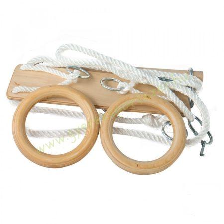 Tornakészlet felnőtt gyűrűvel gyűrű, laphinta, nyújtó PRO-SPORT