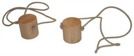 Lépegető henger, fa PRO-SPORT