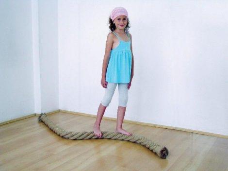 Kígyókötél, 2 m PRO-SPORT