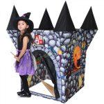 Játszósátor boszorkányos kastély gyermek IPLAY