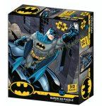 Batman Batmobil 3D puzzle, 500 darabos PRIME 3D