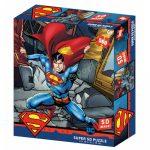 Superman: a Legyőzhetetlen 3D puzzle, 500 darabos PRIME 3D
